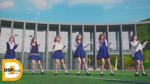 Choreography APRIL(에이프릴) - 손을 잡아줘 (Take My Hand) choreography