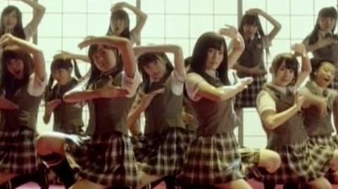 NMB48 Zetsumetsu Kurokami Shoujo 【MV】