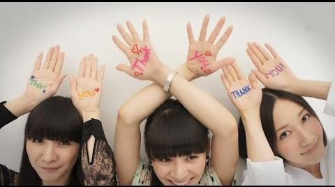 Lyric Video Perfume 「Hold Your Hand」-1