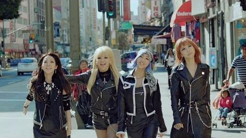 2NE1 - HAPPY (Japanese Ver) Short Ver