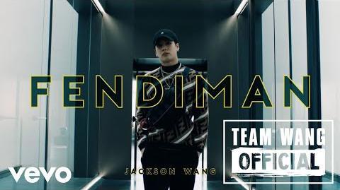 Jackson Wang - Fendiman MV