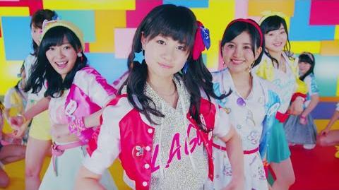 【MV】カメレオン女子高生 Team H (Short ver