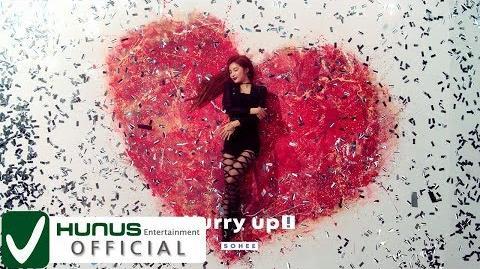소희(SOHEE) - 'Hurry up(Feat