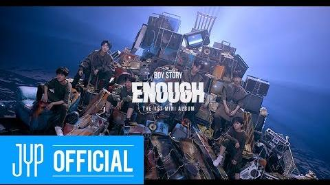 "BOY STORY ""Enough"" M V"
