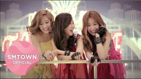 GIRLS' GENERATION-TTS TWINKLE Music Video