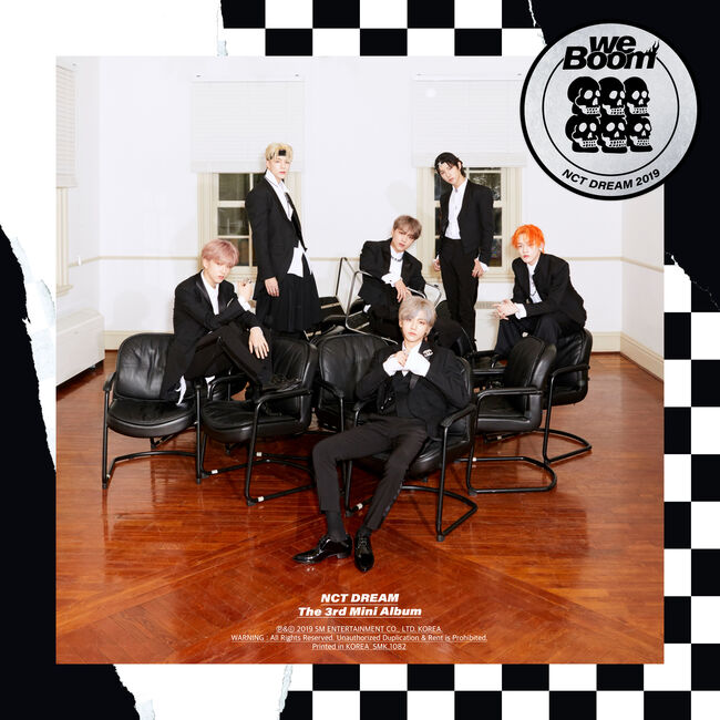 NCT DREAM - 'We Boom'