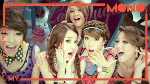 Candy Mafia - Low Sugar Official MV