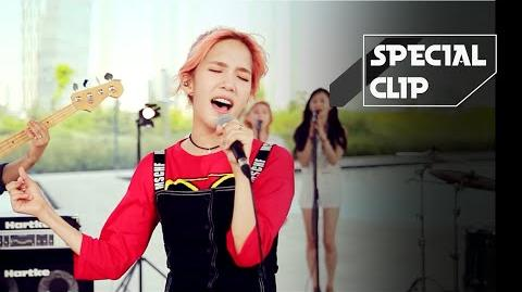 Special Clip Kim Na Young(김나영) Believe me (Rock Ver