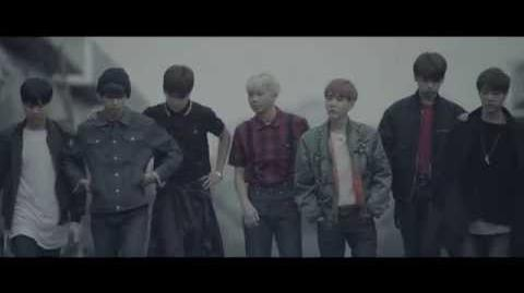 BTS - I NEED U (Original ver)