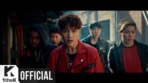 MV LAY(레이), NCT 127, Jason Derulo Let's SHUT UP & DANCE