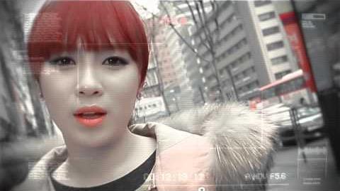 강민희(Kang Min Hee) of 미스에스(Miss $) - 'It's you' Official MV