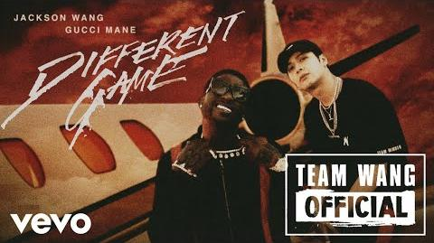 Jackson Wang - Different Game (Official Video) ft