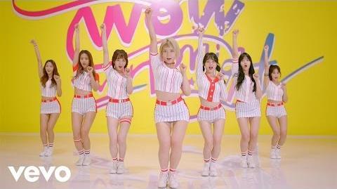 AOA - Wow War Tonight (Girls Ver