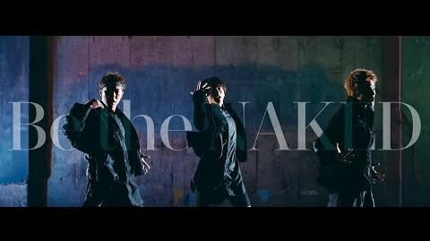 Be the NAKED Lead【Music Video】