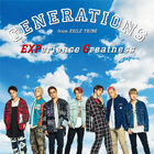 GENERATIONS - EXPerience Greatness-CD