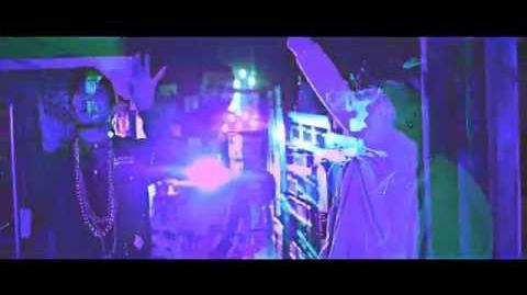 Zick Jasper 'HUNGRY (Feat Wutan, Donmills)' M V