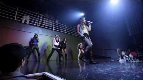 "Blush - ""Dance On"" (WAWA Remix) Official Club Mix Video"