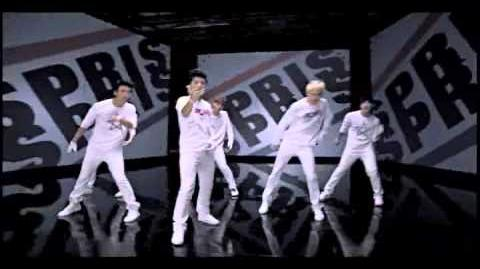 2010Fall - 스프리스(SPRIS) with 2PM - Music Video