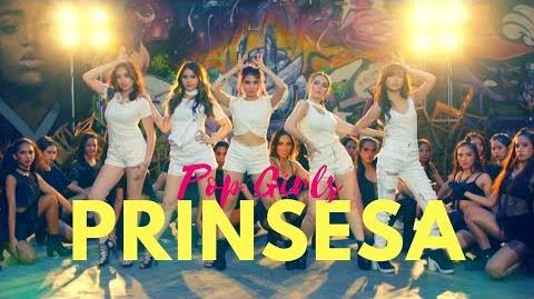 Pop Girls — Prinsesa Official Music Video