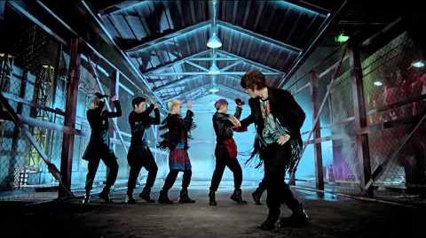 TEEN TOP(틴탑) 긴 생머리 그녀(Miss Right) MV Dance ver.