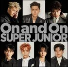 Super Junior - On and On-CD