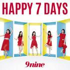 9nine - HAPPY 7 DAYnS lim B