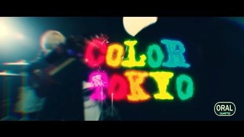 THE ORAL CIGARETTES- Color Tokyo