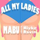 MABU - All My Ladies-CD