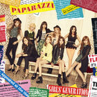 Girls' Generation PAPARAZZI Cover