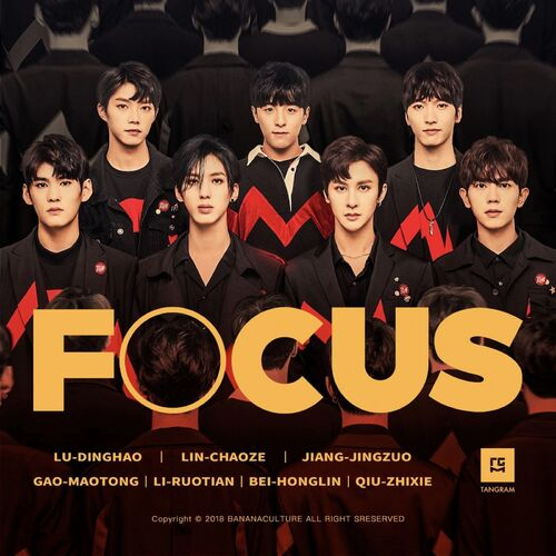 TANGRAM - Focus