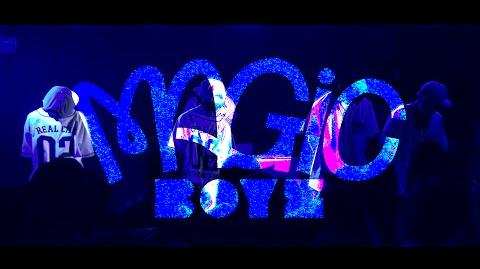 MAGiC BOYZ「illson feat