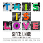 Super Junior This Is Love Special Edition Cover