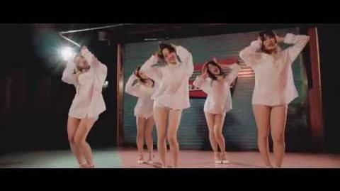 CHERRSEE 「白いシャツ」 Music Video Dance ver.