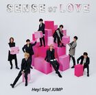 Hey! Say! JUMP - Sense or Love-CD