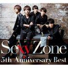 Sexy Zone-5th Anniversary Best