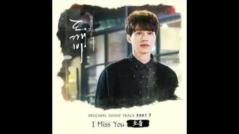 도깨비 OST Part 7 소유 (Soyou) - I Miss You (Official Audio)