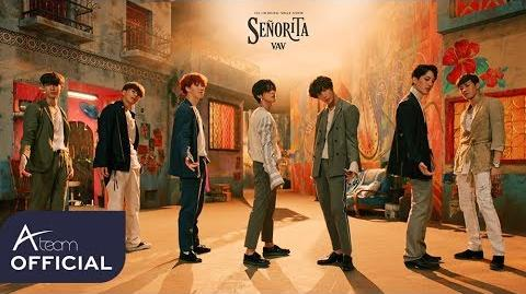 VAV(브이에이브이) Senorita Music Video