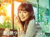 Shiro to Kiiro: Hawaii to Watashi no Pancake Monogatari