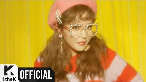 MV HONG JINYOUNG(홍진영) Love Tonight(오늘 밤에)