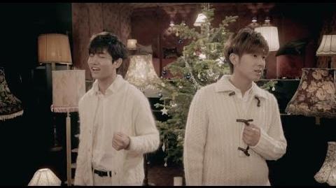 東方神起 Very Merry Xmas(Short ver)