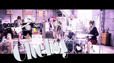Chelsy 『YES (MV)』アニメ「アオハライド」挿入歌に続く新曲!