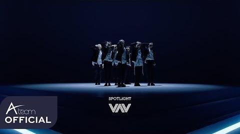 VAV(브이에이브이) SPOTLIGHT MV (Performance Ver