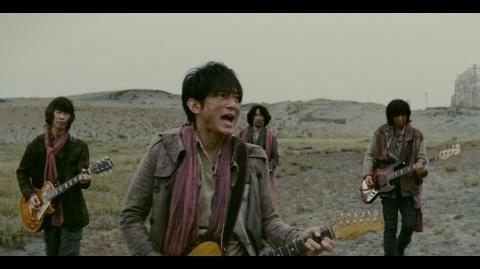 Mr.Children「足音 ~Be Strong」Music Video(Short ver