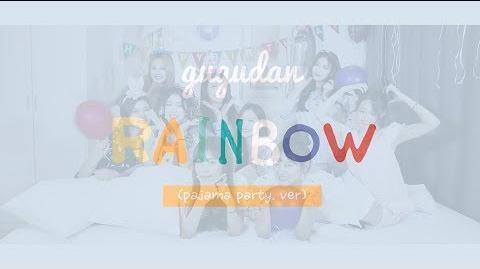 Gugudan(구구단) - Rainbow (Ver