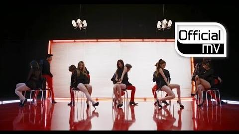 MV FIESTAR(피에스타) You're pitiful(짠해) (Performance Ver