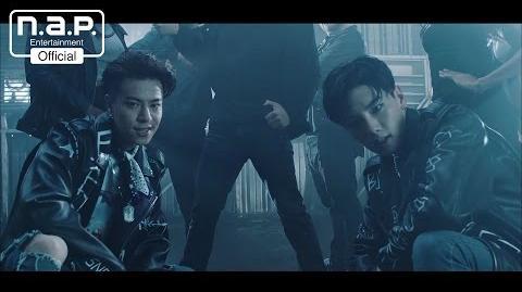 M V HIGH4 20(하이포투엔티) - Hook가(HookGA) (Choreography ver