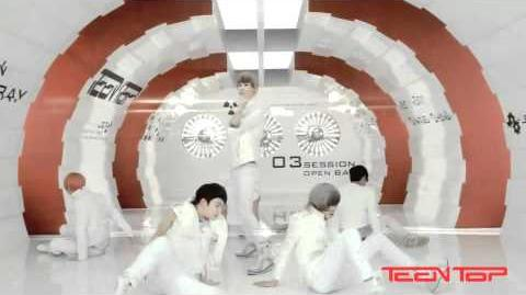 TEEN TOP Supa Luv MV(Dance ver