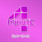 4 Minute - Diamond (Official Single Cover)