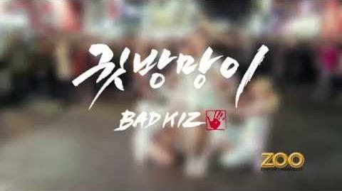 Badkiz - Ear Attack