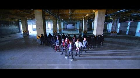 BTS - Not Today (Choreography Version)